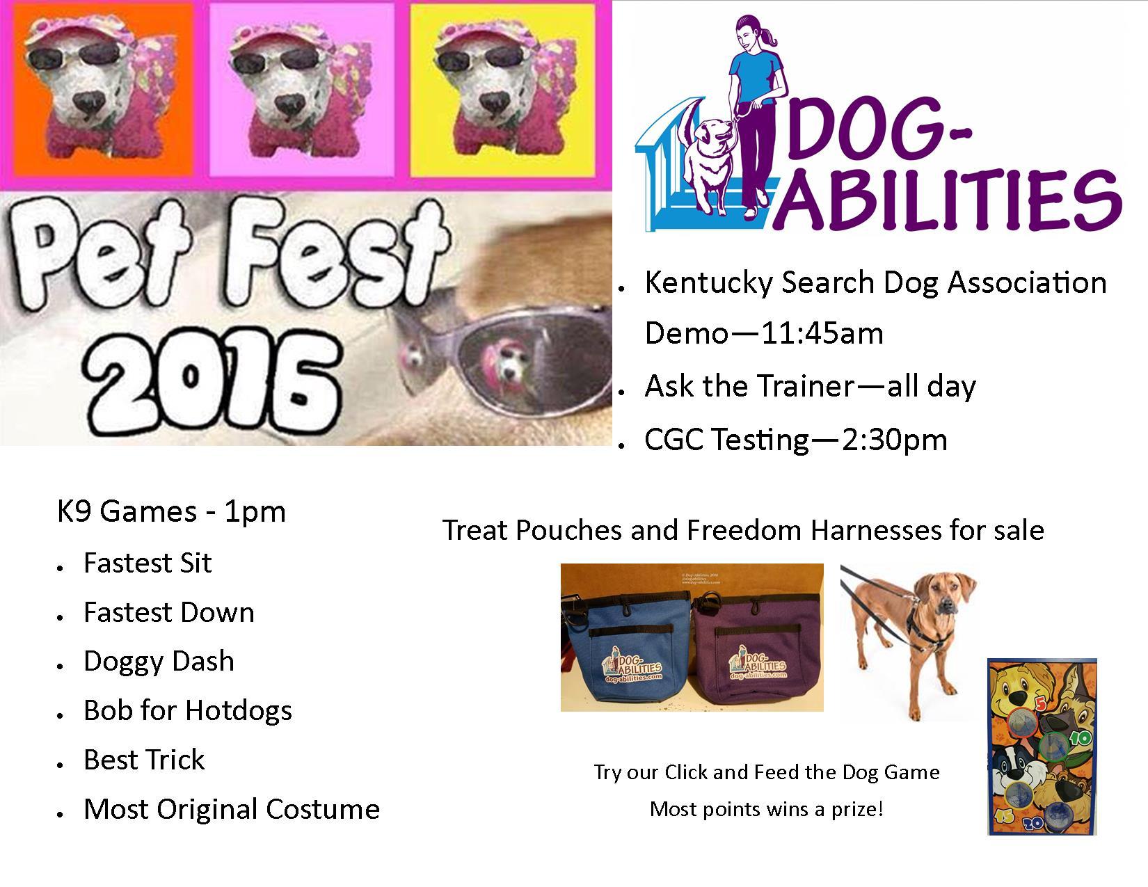 Pet Fest 2016